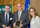 WLA Honors Senator Clark Chapin with Legislative Leadership Award
